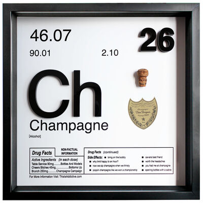 Daniel Cohen, 'Champagne (Ch - 26)', 2019