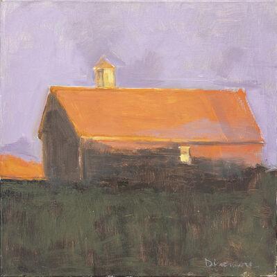 Stephen Dinsmore, 'Barn in Light #2', 2018