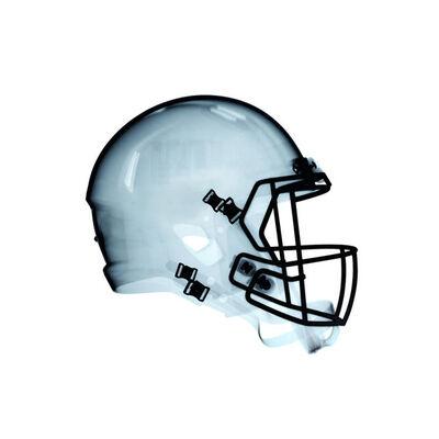 David Arky, 'Helmet Series - Football', 2019