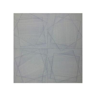 Alain-Jacques Lévrier-Mussat, 'Mouvements vibratoires III', 2018