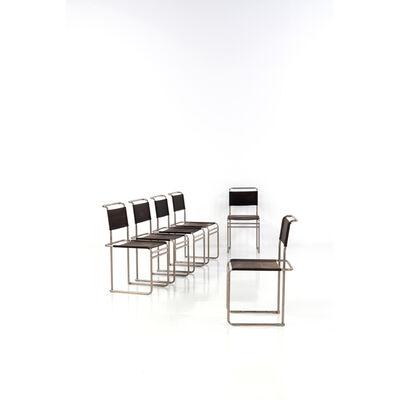 Marcel Breuer, 'Set of six chairs', 1928