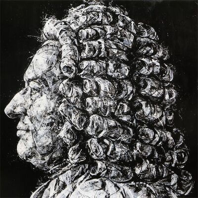 Aaron Reichert, 'Bach', 2017