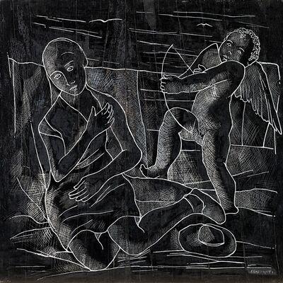 Felice Casorati, 'Cupido', 1937
