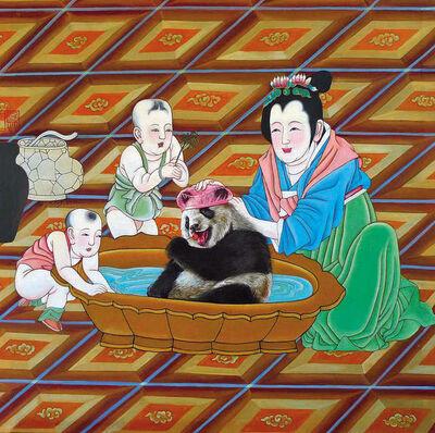 Hu Ming, 'National Treasure'