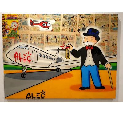 Alec Monopoly, 'Monopoly Spray Alec ', 2019