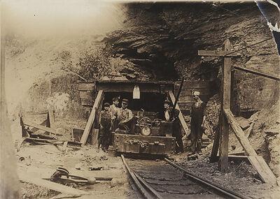 Lewis Wickes Hine, 'Coal Mine', 1913
