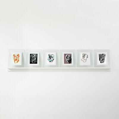 Antonio Malta Campos, 'Sem título (Conjunto 1)', 2018
