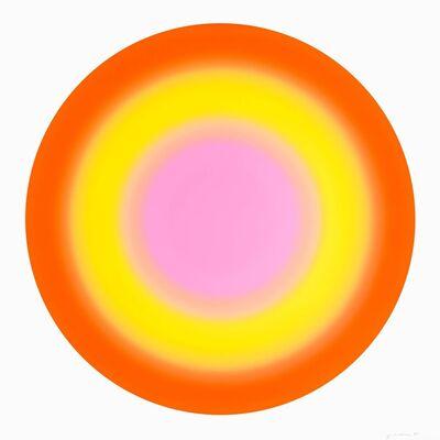 Ugo Rondinone, 'Sun 2', 2019