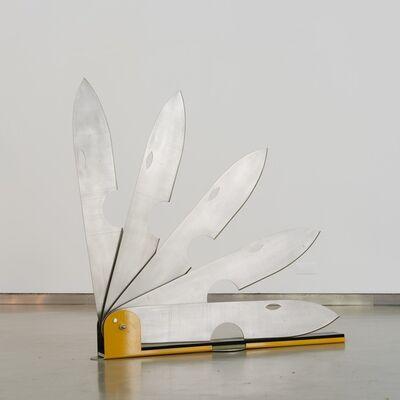 Sara Bichão, 'As facas não mordem (5, amarelo torrado)', 2020