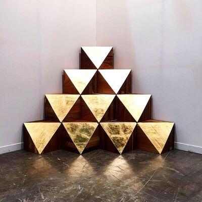 Aldo Chaparro, 'Untitled (Número Aureo)', 2016