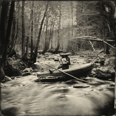 Alex Timmermans, 'Lost in Time'