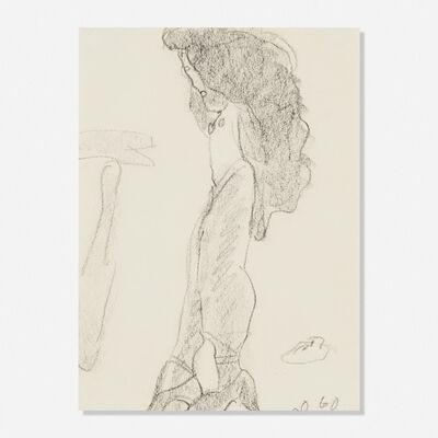 Claes Oldenburg, 'Dancer', 1960