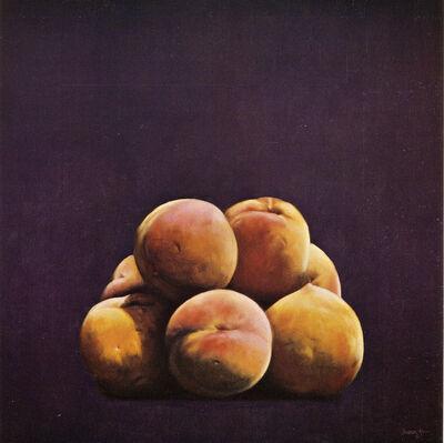 Josep Navarro Vives, 'Melocotones (Peaches)', 1980