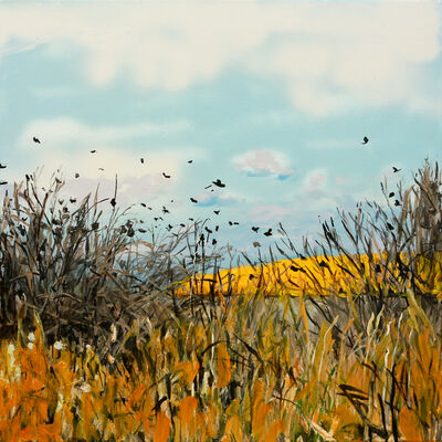 Rebecca Perehudoff, 'Blackbirds', 2021