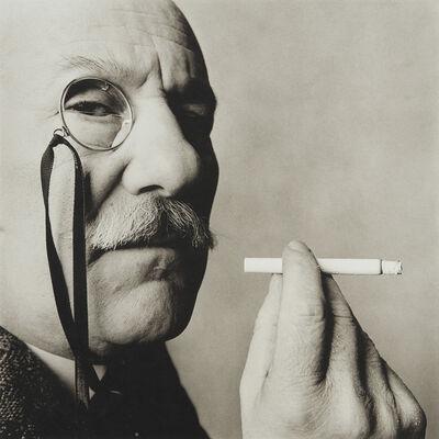 Irving Penn, 'Barnett Newman, New York, 1966'