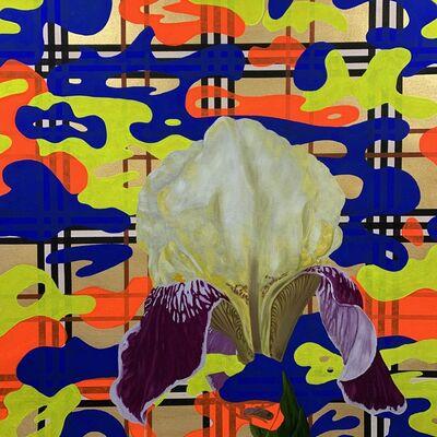 Chad Ferber, 'Bur-Bearded Iris', 2020