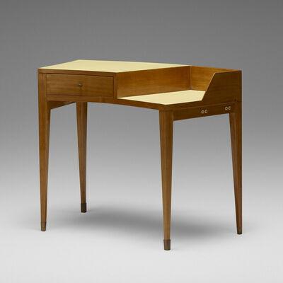 Gio Ponti, 'desk from Vembi-Burroughs, Genoa', 1950