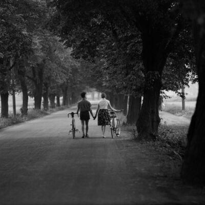 Thomas Billhardt, 'Allee am Müggelsee', 1960