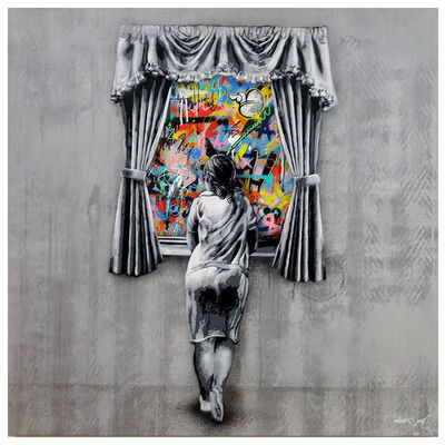 Martin Whatson, 'Figure At The Window', 2016