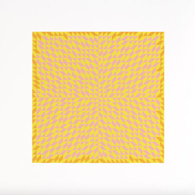 Anni Albers, 'Do I', 1973