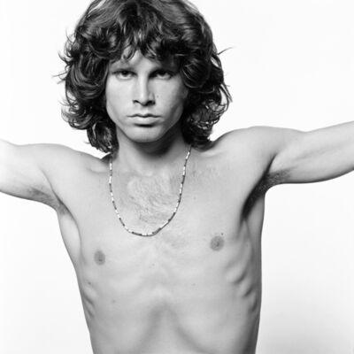 Joel Brodsky, 'Jim Morrison, The American Poet', 1968