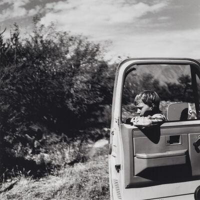 Scott T. Baxter, 'Waiting, Dale Cline Ranch, Gila County ', 2011