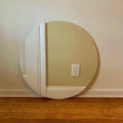 Wade Kramm, 'Wall Fragment (Circle)', 2019