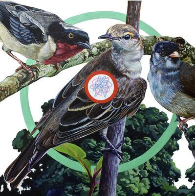 Juan Travieso, 'Endangered Birds #167', 2019