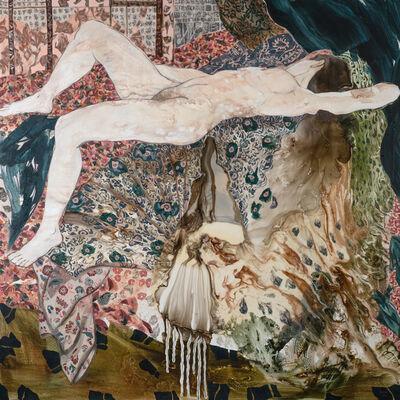 Florence Dussuyer, 'Histoire de femmes 8', 2020