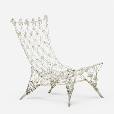 Marcel Wanders, 'Limited Edition Knotted chair', 1996