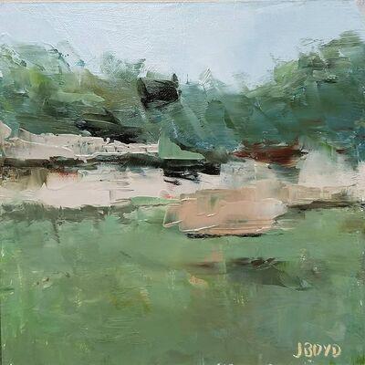 Jacqueline Boyd, 'Early May Marsh II', 2019