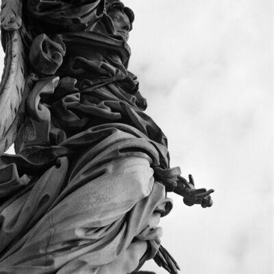 Hélène Binet, 'Levitation 05 - Ponte Sant'Angelo, Rome (Sculpture by Gian Lorenzo Bernini)', 2019