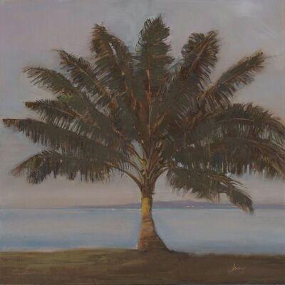 Michelle Jung, 'Triangular Palm ~ Kihei, HI', 2018