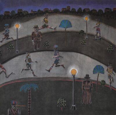 Antonio Seguí, 'JOGGERS', 1978