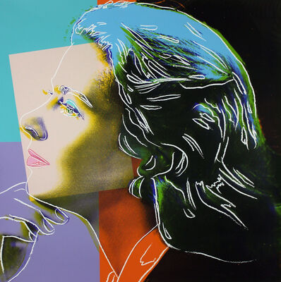 Andy Warhol, 'Ingrid Bergman, Herself (FS II.313)', 1983