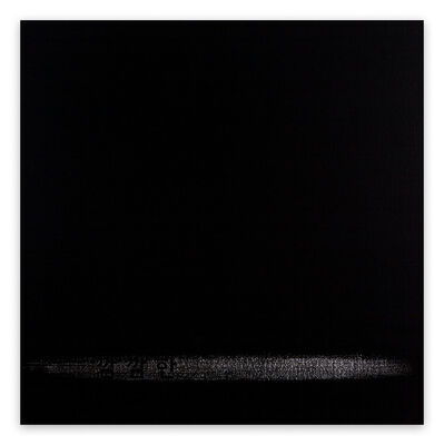 Kyong Lee, 'Painted jet black', 2015
