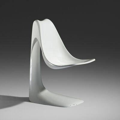 Angelo Mangiarotti, 'Chicago chair', 1983