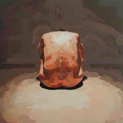 Ingrid Capozzoli Flinn, 'Nude in Ball', 2007