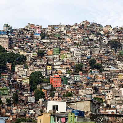 Magda Biernat, 'Rocinha, Rio de Janeiro, Brazil', 2013