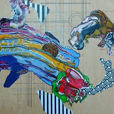 Yuni Lee, 'Flower II', 2017