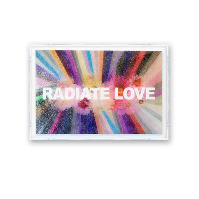 Kristi Kohut, 'Radiate Love #5', 2019