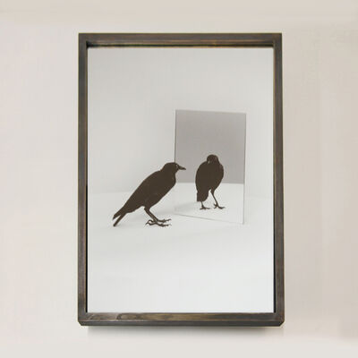 Ken Matsubara, 'Mirror - Crow'