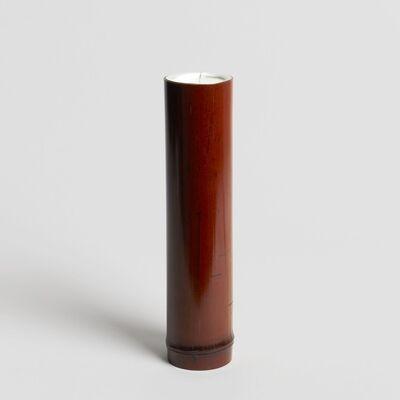 Andreas Caderas, 'Bamboo vase with silver', 2016