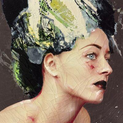 Lita Cabellut, 'Color of Dew 14', 2015