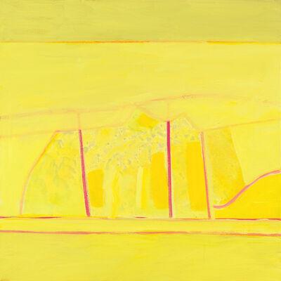 Lee Hall, 'SUN FACADE-MARCH', 2017