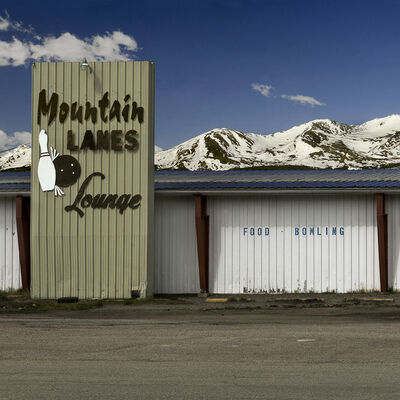 Daniel Mirer, 'Mountain Lanes Lounge, Colorado, USA', 2017