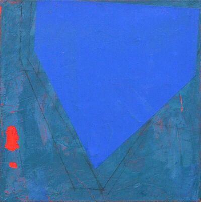 Yoshishige Furukawa, 'Blue-2', 1997