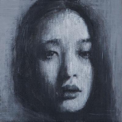 Vitaliano, 'Studio di donna XII', 2014