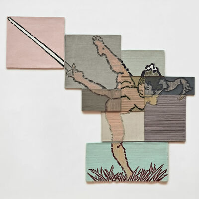 Li Songsong, 'Swordsmanship (III) ', 2018