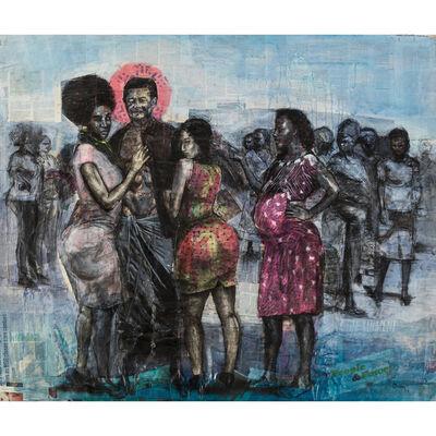 Ocom Odonias, 'Saint Kanyankole', 2018